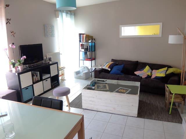 Maison familiale lumineuse - Servon-sur-Vilaine - Casa