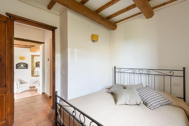 Eroica Borgo San Vincenti casa Eolo - San Vincenti - 公寓