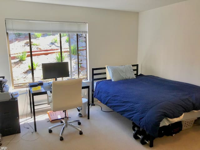 Sunny San Francisco Suite with Private Bathroom