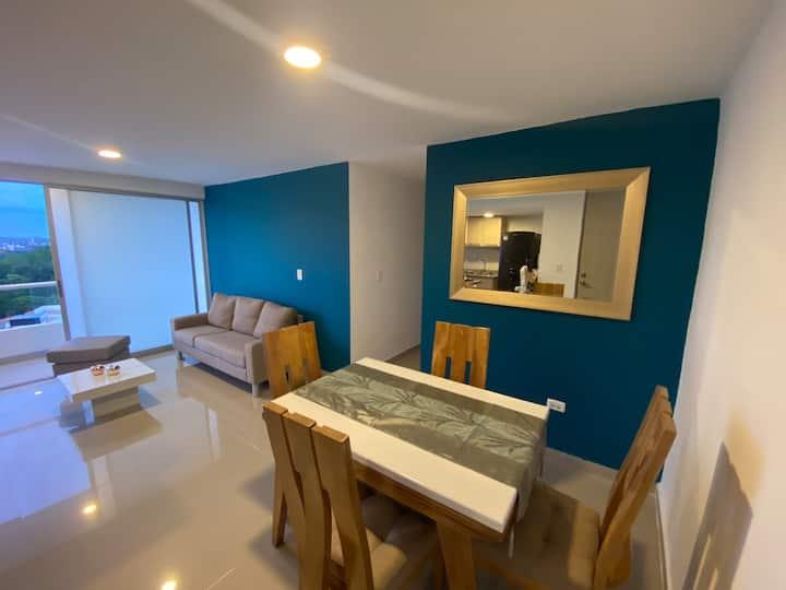 Exclusivo y amplio apartamento