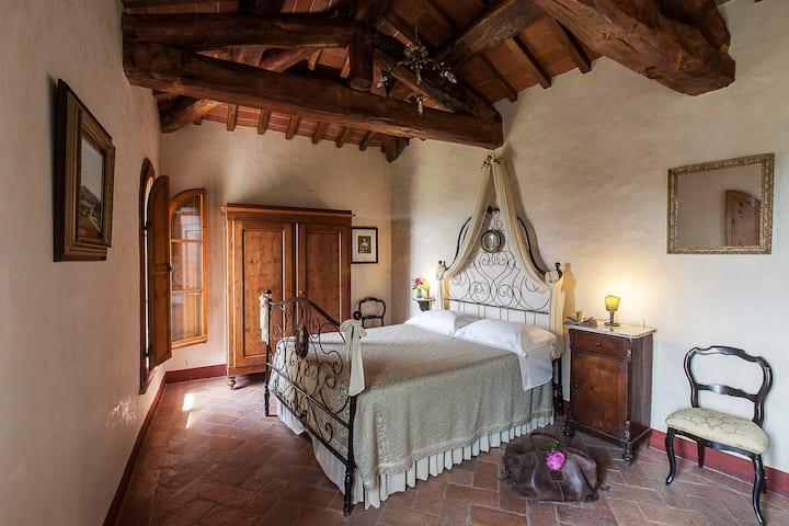 Appartamento nel verde a 20 minuti da Firenze