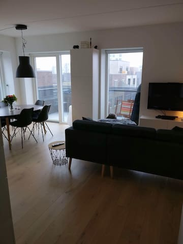 New apartment in Copenhagen up to 4 months rent - Köpenhamn - Lägenhet