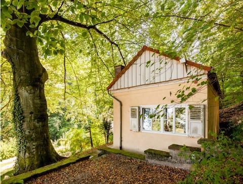 Historisches Ferienhaus im Goldschmidtspark