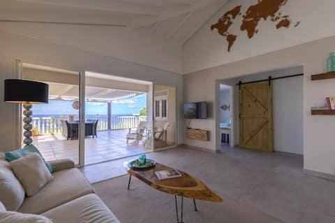 Ocean View Villa Coral Estate Curaçao