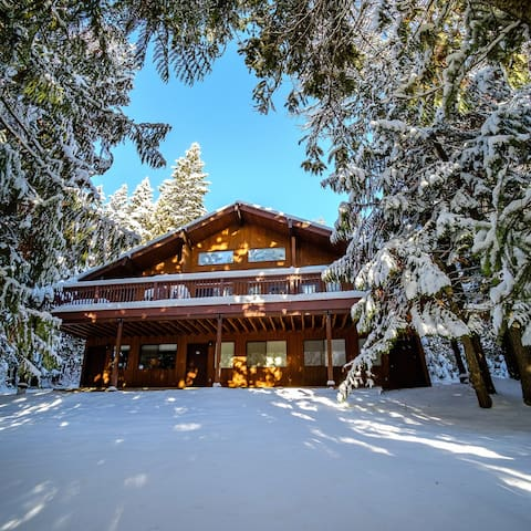 Peaceful Forest Getaway on Whitefish Mountain - Whitefish - Condo