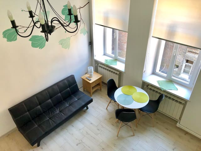 Beautiful apartment near the Cathedral Square