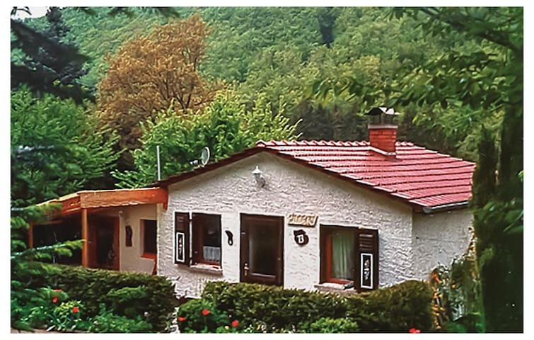 Holiday cottage with 3 bedrooms on 60m² in Winterstein