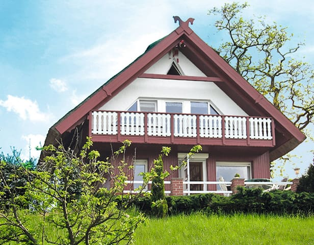 Holiday home in Pinnow - Pinnow - Hus
