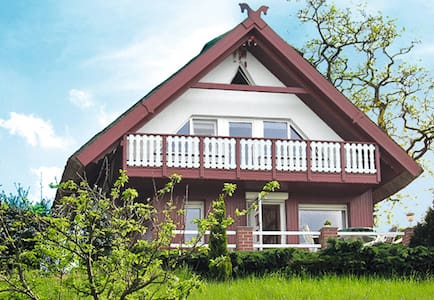 Holiday home in Pinnow - Pinnow - Huis