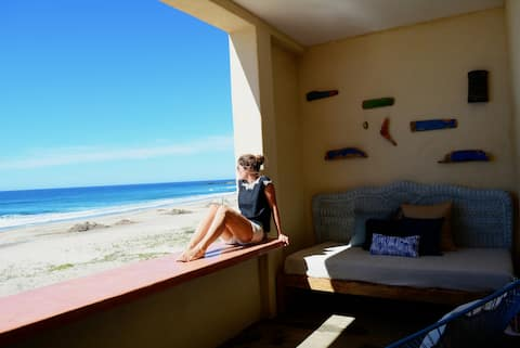★⛱ ★ Got Beachfront? Condo with Pool&Jacuzzi