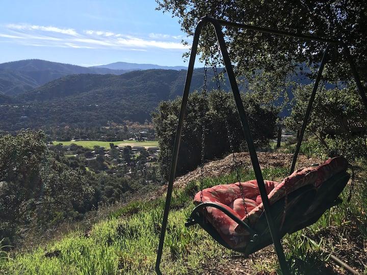 Sunny Home Above Carmel Valley (CR)