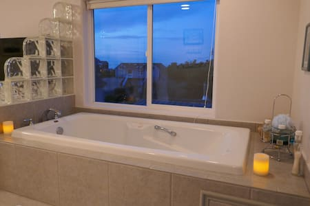 Serenity by the Sea - Ocean View - Jetted Tub - Seal Rock - Casa