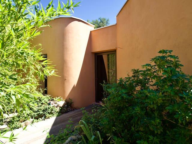 2ème chambre avec terrasse
