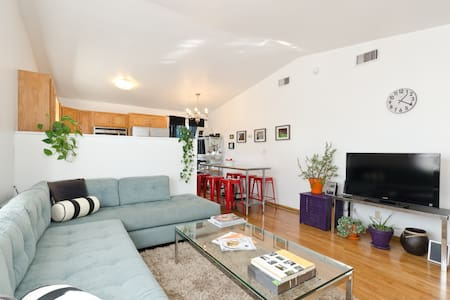 Private Room&Bathroom in Hollywood/West Hollywood - Los Angeles - Apartament