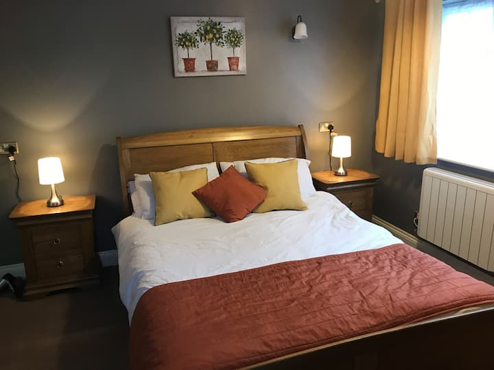 Double room at Great Witchingham B&B