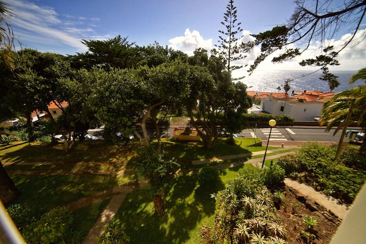 Excelent apartment with sea view near beach - Caniço - Apartment
