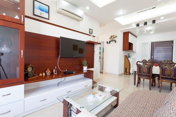 7) Skyh garden3, 2br apt @ Phu my hung - Phú Mỹ Hưng - Apartament