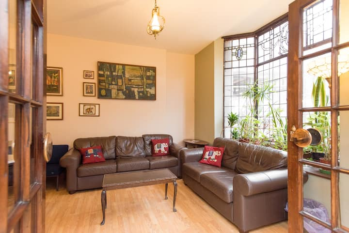 Double room in London's theatreland