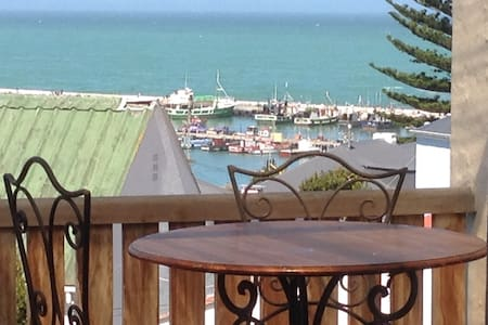 Kalk Bay with pool and Sea View - Kapstadt - Wohnung