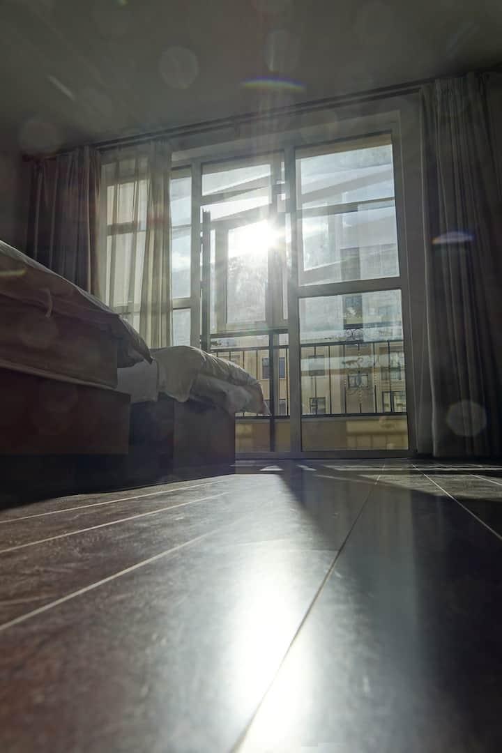 崇礼汤inn四季小镇滑雪休闲度假自助公寓