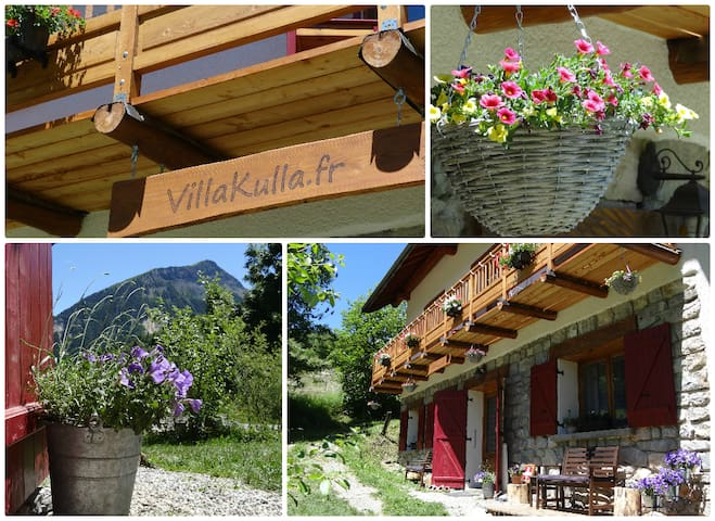 VillaKulla Bed & Breakfast *** (2-10 personen)
