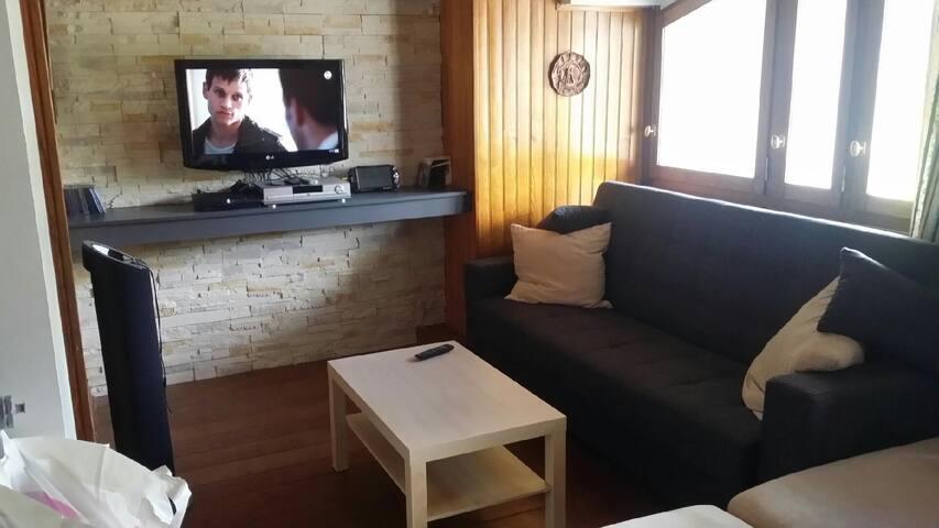 2 housing parts valberg - Péone - อพาร์ทเมนท์