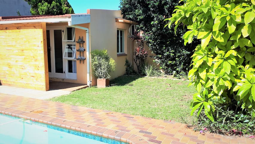 Beautiful Garden Cottage in Durban's #1 Suburb!