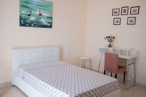 Private Room near Taormina/Etna/Catania