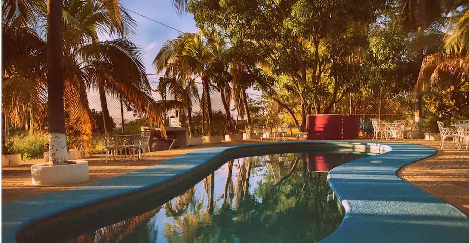 Hostal Shalom Puerto Escondido (Cabin)