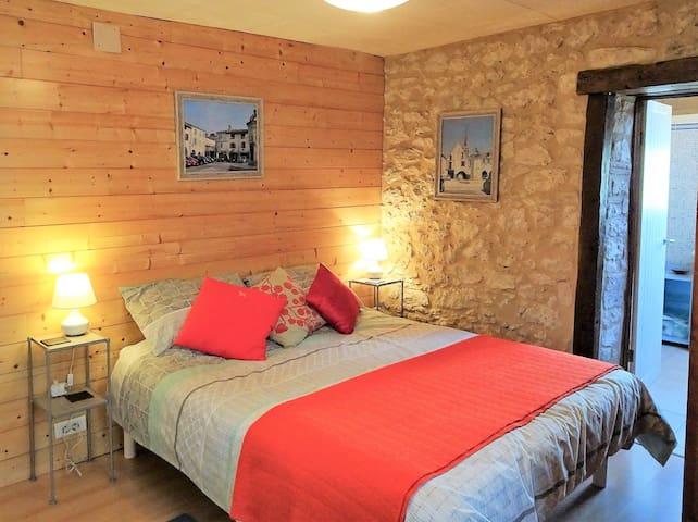 Sunflower Suite Bedroom