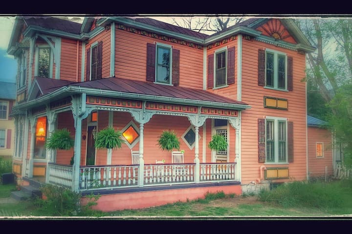 Step back in time and experience Victorian charm