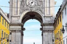 Lisboa aqui ao lado. A 45 minutos