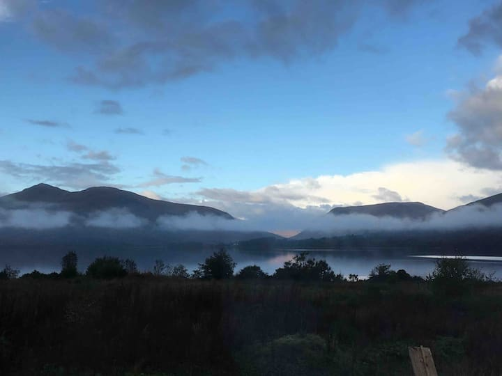 Heron Bay Holidays Lochside living