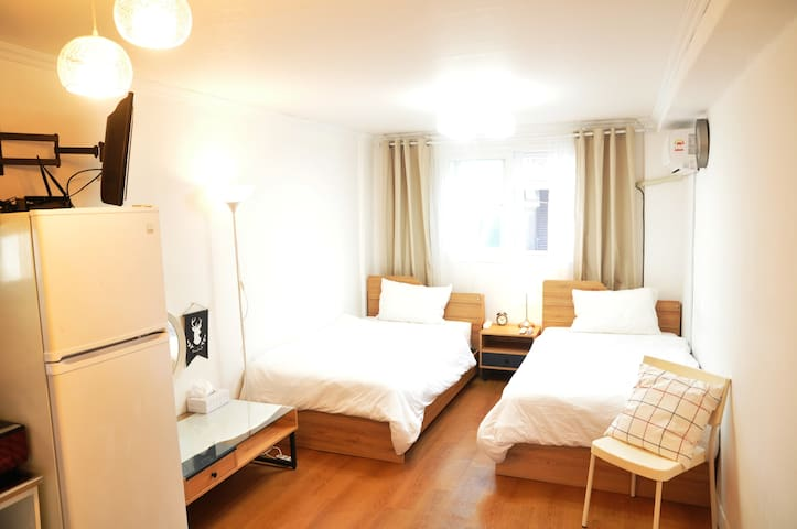 [Open Discount]Cozy House. 2min Hongik Stn