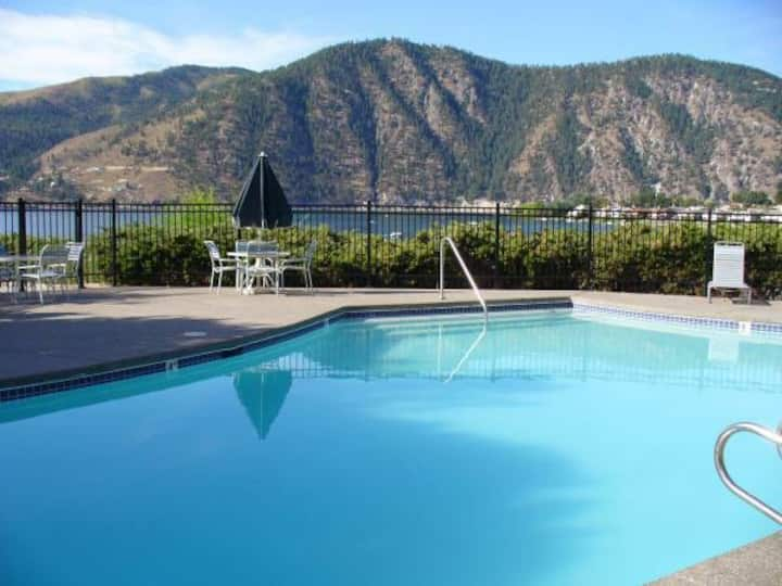 2 bdrm condo - Wapato Point Resort - Lake Chelan