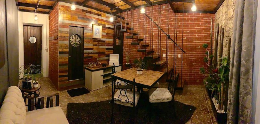 Departamento - Loft en los portales de Tlaxcala