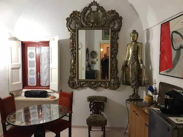 At home in Galatina - the heart of Salento