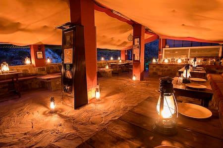 Camp Ganga Riviera Tent 1