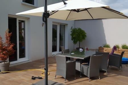 Maison proche de Strasbourg - Gingsheim - Rumah