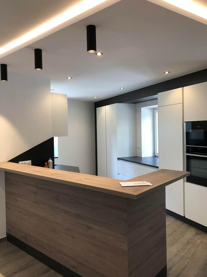 Modern house in Merano