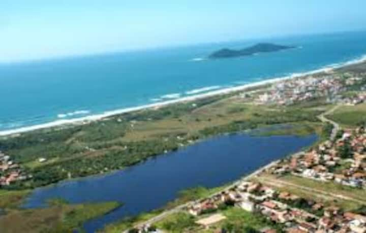 Lagoa e Mar do Campeche