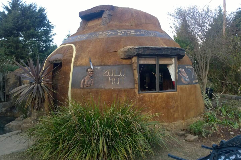 The newly revamped Zulu Hut