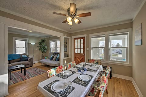 Make your way to Milwaukee and stay at this vacation rental!