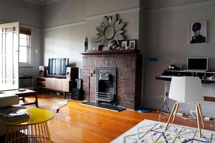 Super Stylish  & Central 2BR Apt - Caulfield North - Apartemen