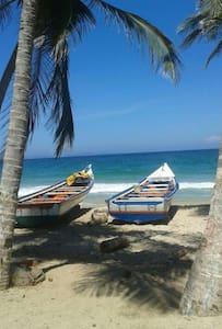 Playa El  Angel Habitacion comoda - Porlamar