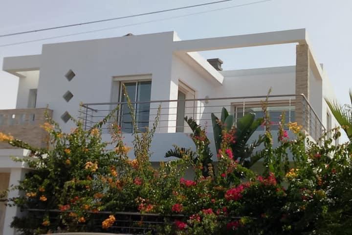 Villa avec vue