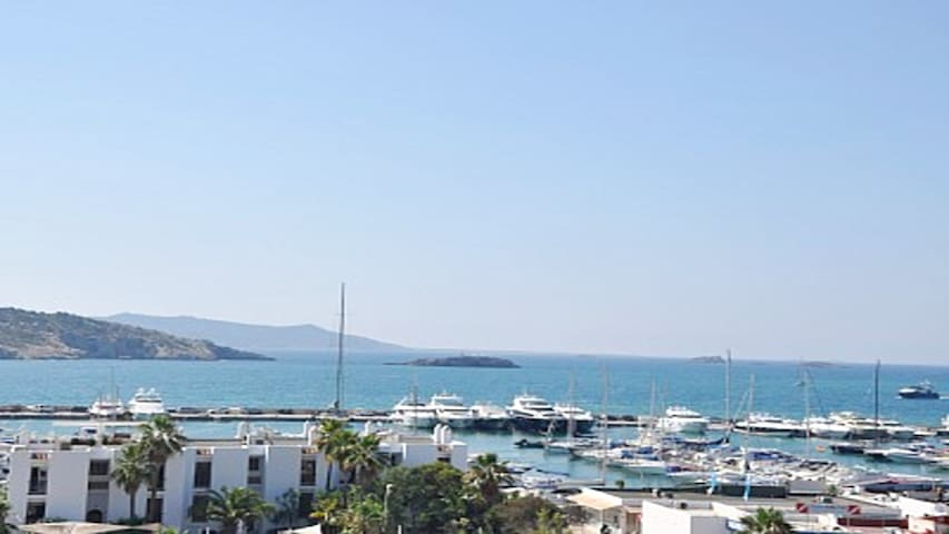 Spectacular apartment near port and Pacha - Eivissa