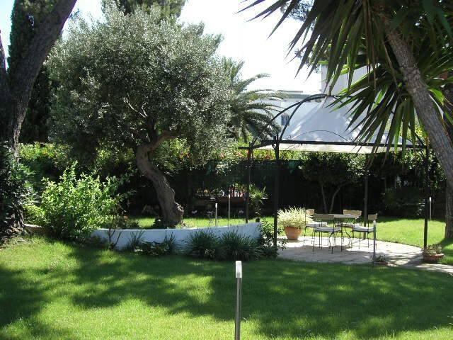 Il verde di Villa Valeria