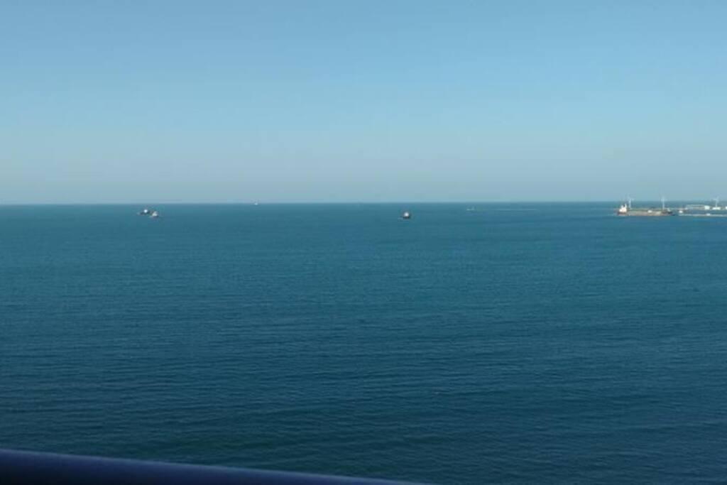 Vista Frente Mar total