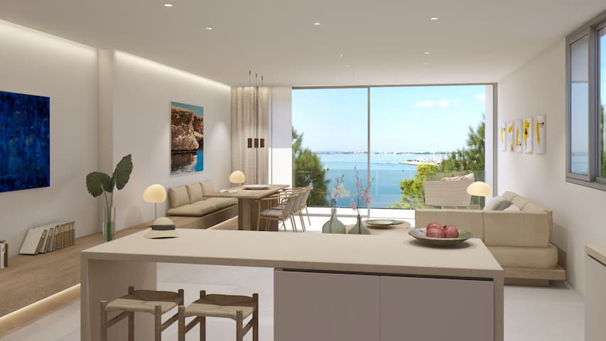 Brand New Luxury Property Sea Views Alcudia Floor1